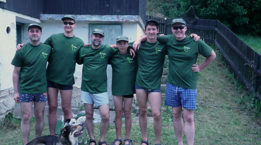 Team Rybářů bez hranic