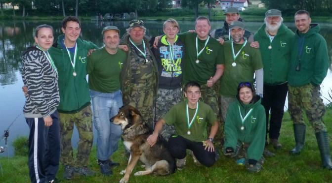 Sraz týmu 2015 – Pilský rybník Bohdaneč